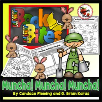 Book Bite {Muncha! Muncha! Muncha!}
