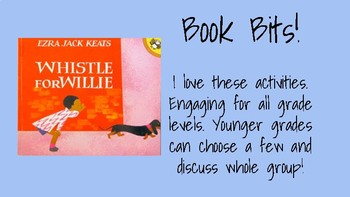 Book Bits: Whistle for Willie