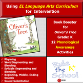 Book Booster for Oliver's Tree