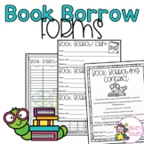 Book Borrow Forms