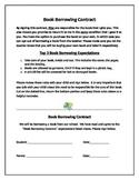 Book Borrowing Contract