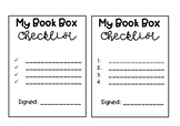 Independent Reading/Book Box Checklist