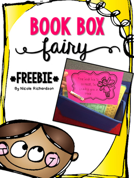 Book Box Fairy FREEBIE!