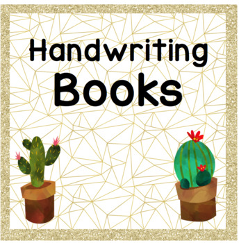 Book Box Labels Large - Cactus, Watermelon and Flamingo