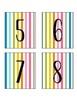 Book Box Number Labels