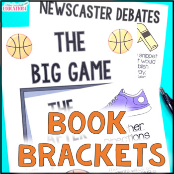 Book Bracket: Friendly Reading Competition