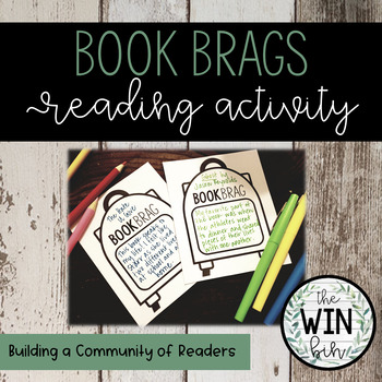 Book Brags: Building a Reading Community Simply and Meaningfully