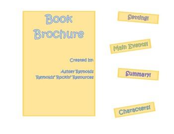Book Brochure