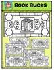 Book Bucks {P4 Clips Trioriginals Digital Clip Art}