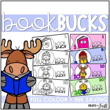 Book Bucks - Reading Incentive