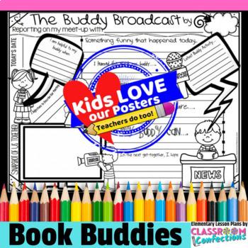 Book Buddies Activity