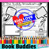 Book Buddies Activity