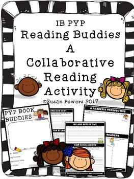 Book Buddies A Paired Reading Activity IB PYP