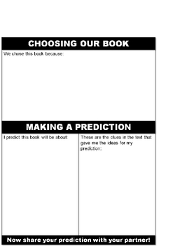 Book Buddies - A Paired Reading Project