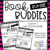 Book Buddies Bundle{Fiction & Non-fiction comprehension bo