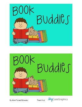 Book Buddies Label