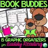 Book Buddies - Response Sheets for for Buddy Reading