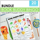 Book Buddy Bingo BUNDLE | Book Companion Bingo