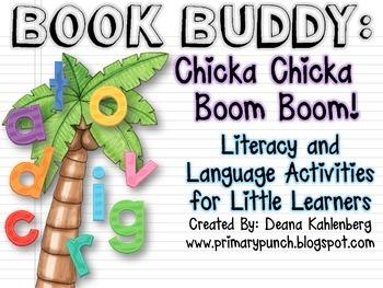 Book Buddy: Chicka Chicka Boom Boom