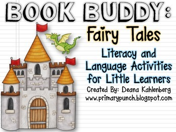 Book Buddy: Fairy Tales