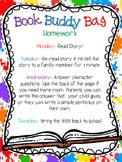 Book Buddy Homework