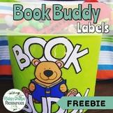 Book Buddy Label