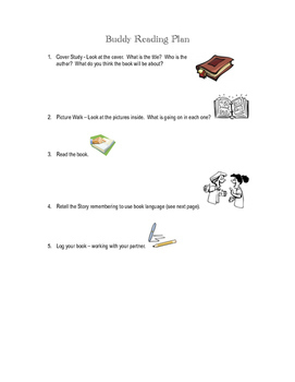 Reading - Book Buddy resource