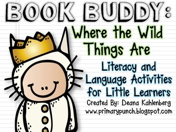 Book Buddy: Where the Wild Things Are