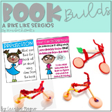 Book Builds - Literacy and STEM A Bike Like Sergio's