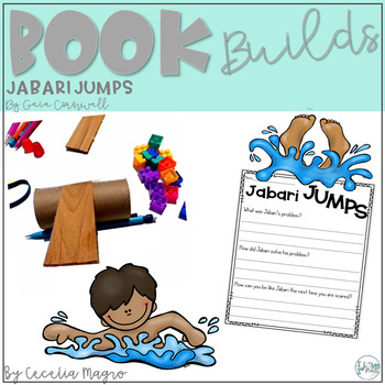 Book Builds - Literacy and STEM Jabari Jumps