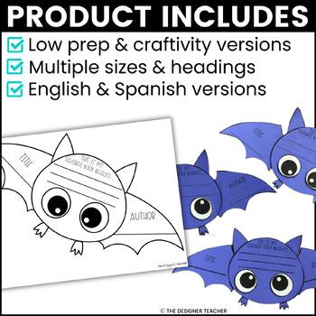 Book Bulletin Board | Fall Bulletin Board | Halloween Bulletin Board