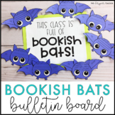 Book Bulletin Board | Fall Bulletin Board | Halloween Bull