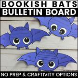 Book Bulletin Board | Fall Bulletin Board | Halloween Bull