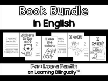 Book Bundle in English