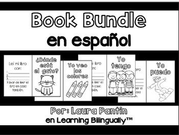 Book Bundle in Spanish