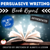 Book Buzz: Persuade-A-Peer Book Report