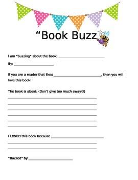 Book Buzz!