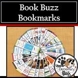 Book Buzz Bookmarks
