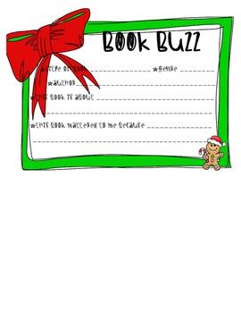 Book Buzz Christmas Themed