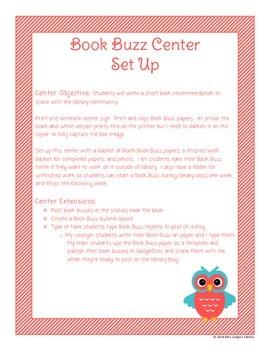 Book Buzz Library Center