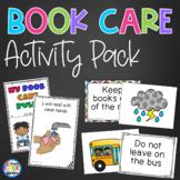Book Care Activities