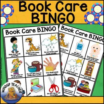 Book Care BINGO
