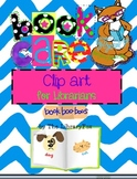 Book Care Clip Art for Librarians