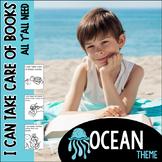 Book Care Ocean Theme