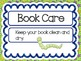 Book Care Posters