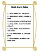 Book Care Rules