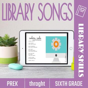 Book Care Songs