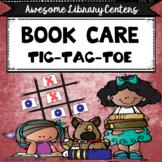 Book Care Tic Tac Toe