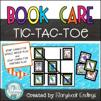 Book Care Tic-Tac-Toe