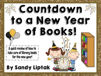 Book Care for the New Year